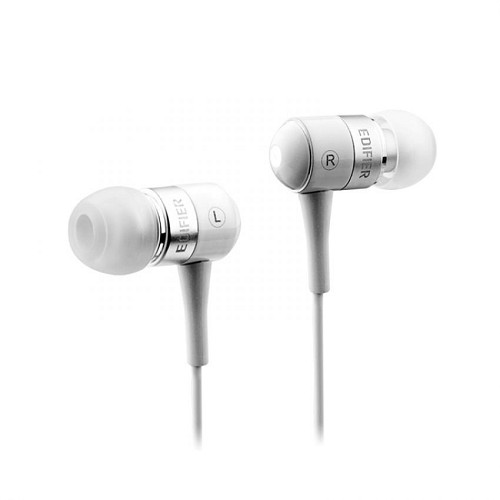 EDIFIER Earphone [H285] - White - Earphone Ear Bud